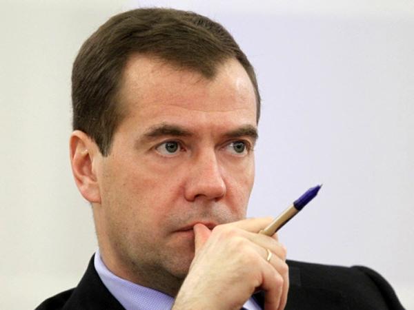 Медведев: Россия готовит законодательную базу для развития альтернативной энергетики