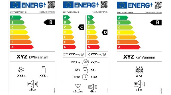 Еврокомиссия утвердила новую маркировку энергоэффективности бытовой техники