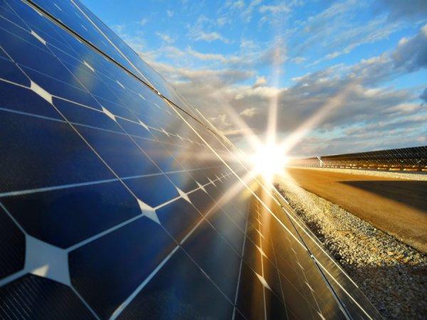 Сбербанк профинансирует строительство в Астраханской области СЭС мощностью 100 МВт