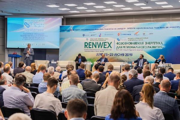 В ЦВК «Экспоцентр» состоялись международная выставка «RENWEX 2019. Возобновляемая энергетика и электротранспорт»